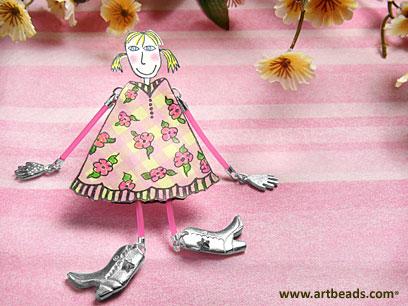 Korba Paper Doll