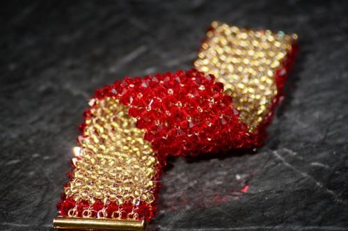 Siam Swarovski Crystal Bracelet