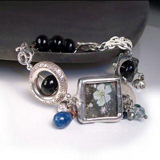 Bracelet Created by Genea of Genea Beads