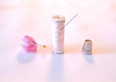 Alma Stoller's Fabric Beads