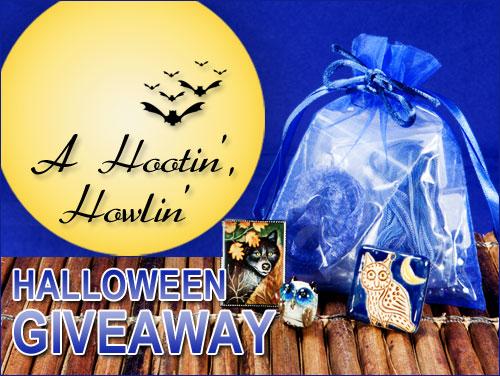 A Hootin' Howlin' Halloween Giveaway