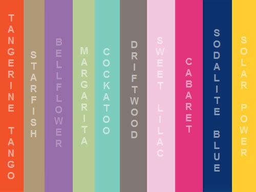 Pantone Colors For Spring 2012 Artbeads Blog