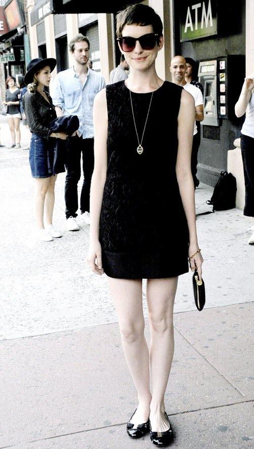 Anne Hathaway-glamour magazineUK