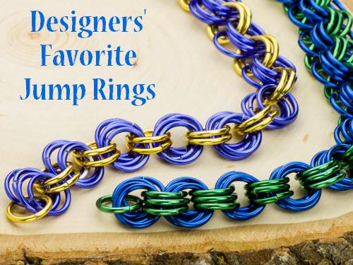 Designers Favorite Jump Rings