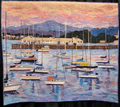 Monterey at Sunset