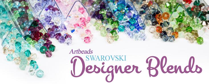 Artbeads Swarovski Designer Blends