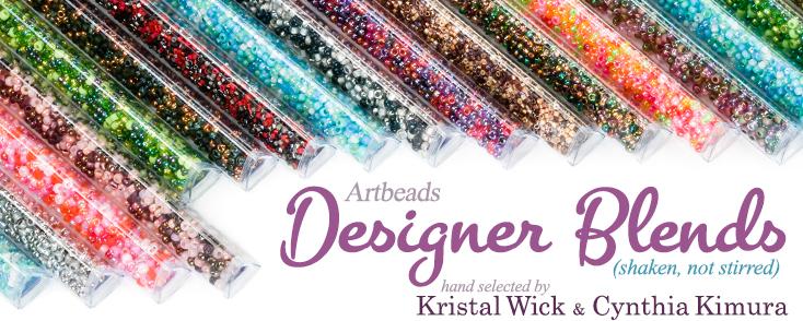 Artbeads Designer Seed Bead Blends