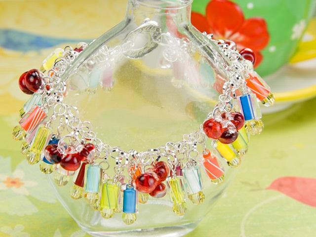 Sugar Bowl Bracelet