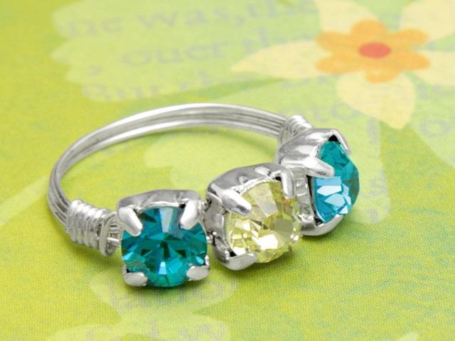 Spring Lotus Ring