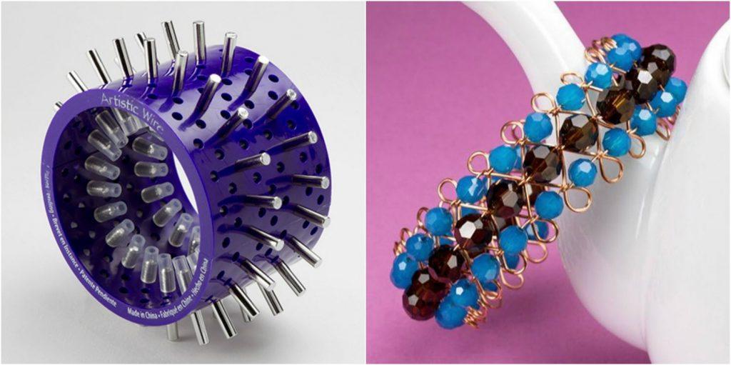 Beadalon 3D Bracelet Jig