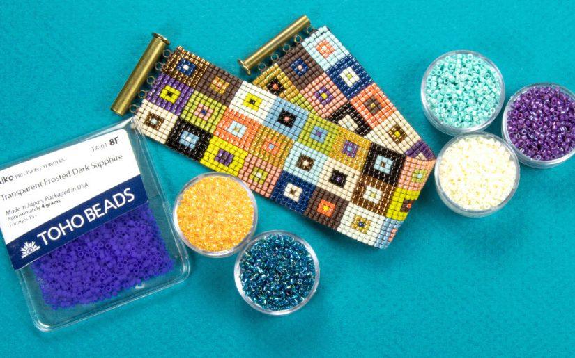 TOHO Aiko Cylinder Seed Beads