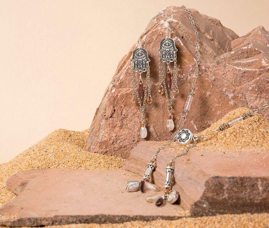 TierraCast Caravan Jewelry Set