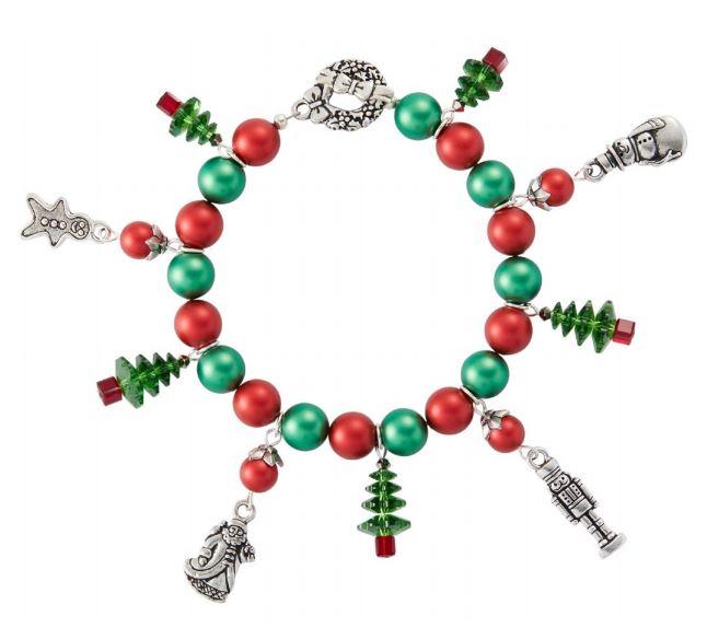 Swarovski Christmas Bracelet