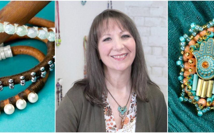 Artbeads Jewelry Designer Cheri Carlson