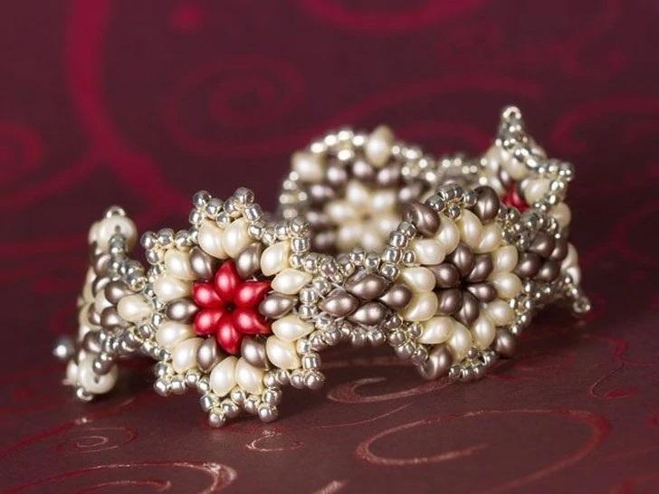 Es-O Mini Beads Bracelet