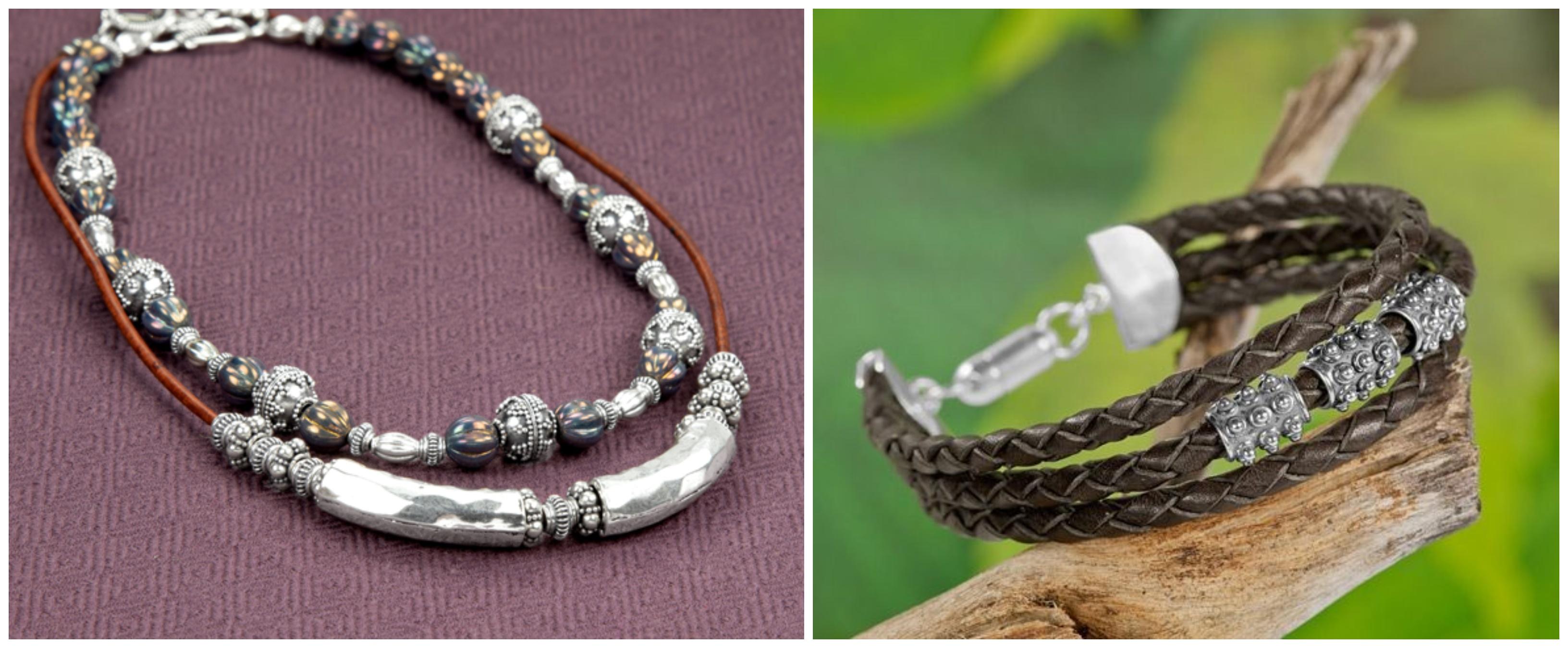 Bali silver jewelry