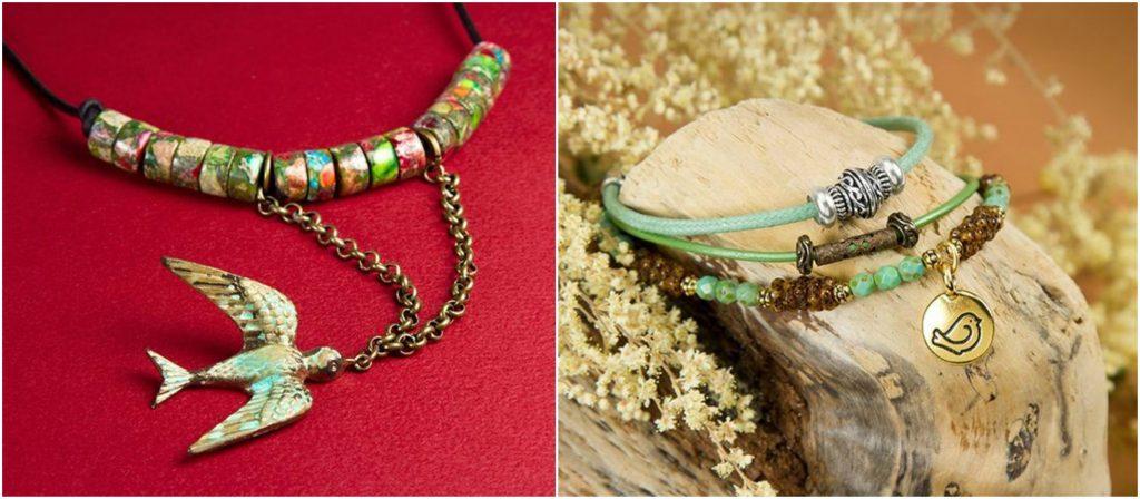 Bird Jewelry Inspiration