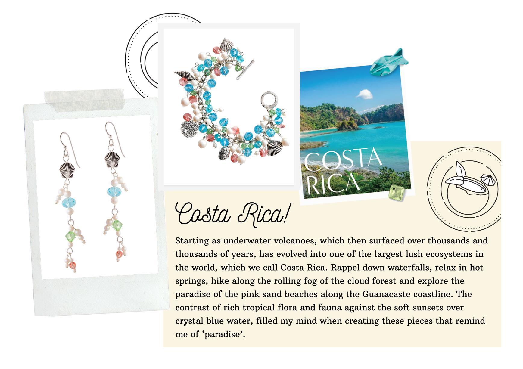 Swarovski Crystals Around the World – Costa Rica