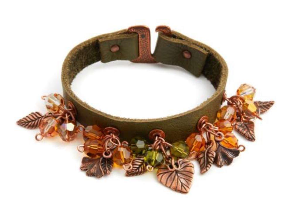 Swarovski Fall Bracelet
