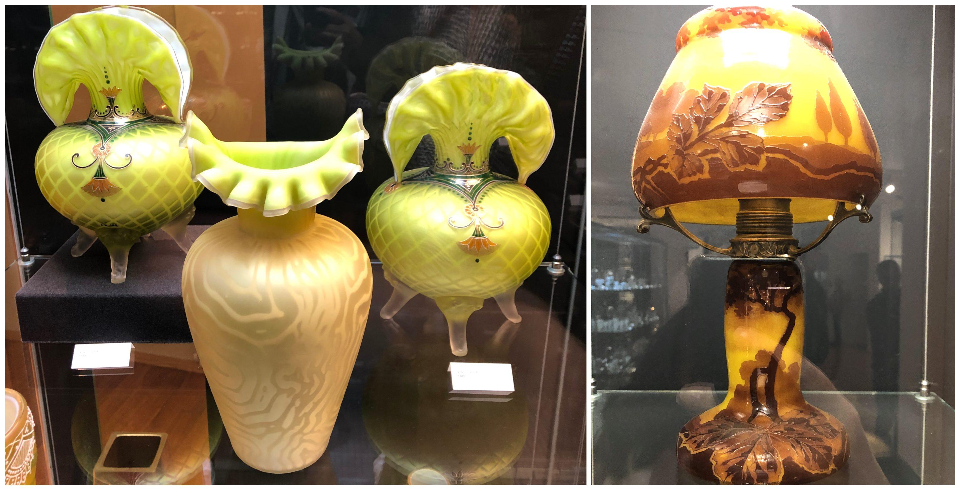 Czech glassware